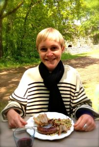 My first French picnic - May 2014